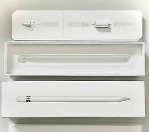 Apple Pencil Box for iPad w/ Adapter and Spare Tip - MK0C2ZM/A A1603 #1