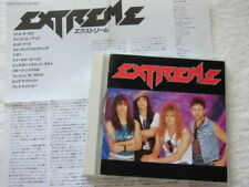 Extreme / JAPAN CD D22Y-3364 1989