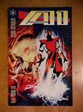 """A1� Book 1 (1989) Atomeka: Alan Moore—Dave Gibbons—Dean Motter—Neil Gaiman"