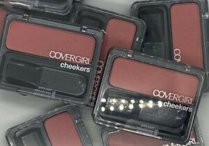 Covergirl Cheekers Blush 180 Rose 150 Pretty Peach 183 Twinkle 130 154 110 Pink