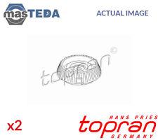 2x REAR TOP STRUT MOUNTING CUSHION SET TOPRAN 300 061 G NEW OE REPLACEMENT