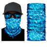 UV SUN PROTECTION FACE MASK,GATOR NECK SCARF,Fishing,Boating,Headwear Water