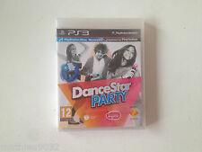 DanceStar Party Sony Playstation PS3 PAL FR