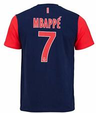 Tee Shirt PSG PARIS SAINT-GERMAIN Kylian MBAPPE N°7 Taille Enfant 4Ans Football