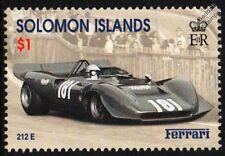 1969 FERRARI 212E Montagna #181 Sports Motor Racing Car Stamp