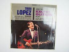 Trini Lopez Sings And The Exotic Guitars Play Vinyl LP Record Album GS 1495