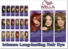Wellaton Intense Cream Hair Color for Women UV Protection  Blond Brown Black Red