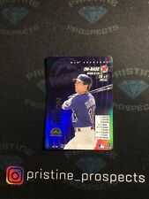 Todd Helton MLB Showdown 2001Cards Foil UnlimitedCrease On Card *see Pics*