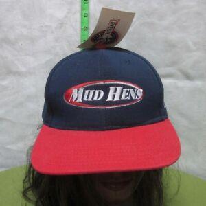 TOLEDO MUDHENS baseball hat OG minor-league NWT snapback cap Twins Enterprises
