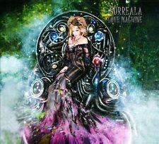 Surreala : Love Machine CD