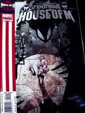 Spider Man House of M n°2 2005 ed. Marvel Comics