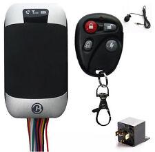 LOCALIZADOR SATELITAL ANTIRROBO GPS GSM GPRS PERSEGUIDOR DEL TK303G COCHE / MOTO