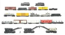 Large Group of Lionel Postwar 2426W Tender, 736W tender, 3459, 6464,... Lot 1131