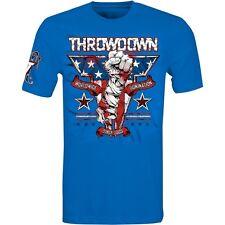 Throwdown Ajax T Shirt - Blue
