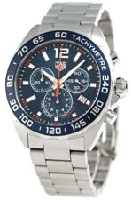 Tag Heuer Formula 1 Chronograph Blue Dial Steel Case Men Watch CAZ1014.BA0842