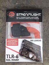 Streamlight TLR-6 Rail Mount Flashlight Springfield Armory XD, XD(M), 69291