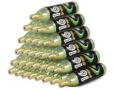 30 x Air Unthreaded 16g CO2 Cartridges 86mm Length