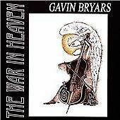 Gavin Bryars: The War in Heaven,  CD , New, FREE & Fast Delivery