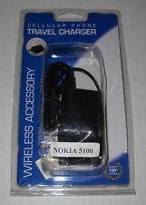 AC Travel Charger, for Nokia 5100, BRAND NEW FACTORY SEALED