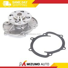 Water Pump Fit 05-17 Cadillac Chevrolet GMC Buick Pontiac Saturn 2.8 3.0 3.6
