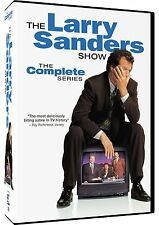 The Larry Sanders Show ALL Seasons 1-6 Complete DVD Set Collection Series Comedy