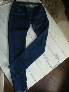 SALSA wonder Push Up Skinny Jeans Hose W33 L34 Slim blau