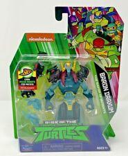 Rise of the Teenage Mutant Ninja Turtles Baron Draxum TMNT Action Figure B213
