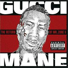 Return Of Mr Zone 6 - Gucci Mane - CD New Sealed