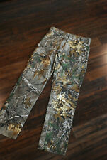Browning Realtree Camouflage Cargo Pants Youth XL Adjustable Waist