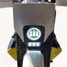 Husqvarna Supermoto / Enduro 701 48 Watt LED Headlight With Halo 16 17 18 19