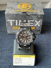 Timex Expedition Watch With Camouflage Strap