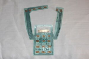 2 EA GOLD UPGRADED REV 9 MYLAR FLEX CIRCUIT ATARI 5200 JOYSTICK CONTROLLERS CX52