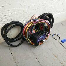 Wire Harness Fuse Block Upgrade Kit for 1965 - 1970 Impala rat rod street rod