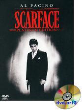 DVD : SCARFACE coffret Platinum Edition 2 DVD - Brian de Palma - Al Pacino -RARE