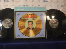 Elvis Presley Golden Records Volume 3, 2013 RCA, LSP-276,ORG 134, two 45, #