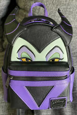 Sac A Dos Backpack Loungefly Malefique Maleficent Disneyland Paris Neuf Disney