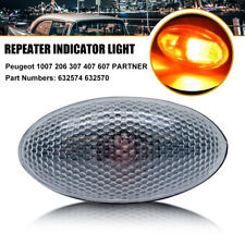 Side Light Repeater Indicator Lamp Fit For Peugeot 206 407 307 Partner 632570