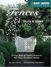 Fences, Walls & Gates (Black & Decker Outdoor Home)