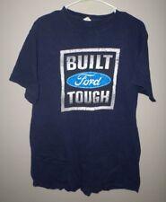 FORD MOTOR COMPANY lrg T shirt Built Ford Tough tee Michigan auto-maker logo