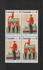 1976 Canada - Royal Military College - Block 0f Four - MNH.