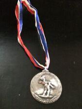 Vintage 1988 Bellbrook HS Wresting Tournament Official Finisher's Award Medal