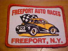 1 Freeport Speedway SEW ON PATCH Freeport Long Island  NY