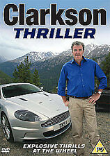 Jeremy Clarkson Thriller (DVD, 2008) NEW SEALED Region 2 PAL