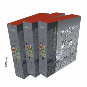 Don Rosa Collection - 9 Bänden in 3 Schubern - Ehapa Verlag - Verlagsvergriffen