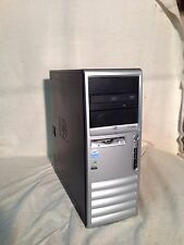 HP Desktop computer dc7600 Intel Pentium 4 / 2.80 GHz CPU 1GB ram Windows XP PRO