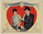 Colleen Moore & Cleve Moore Vintage 1926 Silent Film It Must Be Love Lobby Card