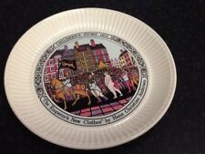 Wedgwood Plate 1973 EMPERORS NEW CLOTHES Hans Christian Andersen