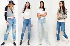 Superdry Harper Boyfriend Jeans - Womens
