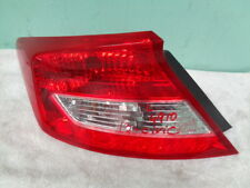 2012-2013 HONDA CIVIC 2 DOOR COUPE LEFT SIDE TAIL LIGHT OEM