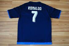 REAL MADRID SPAIN OFFICIAL PRODUCT FOOTBALL SHIRT JERSEY CAMISETA RONALDO XXL